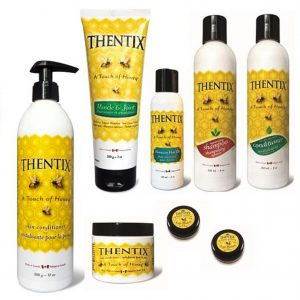 thentix a touch of honey
